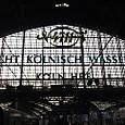 ケルン中央駅の威容