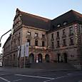 鉄道博物館の威容